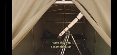 The grand tour telescope