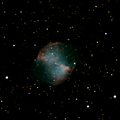 M27 Stacked Focal Reducers Test Image 06-22-21