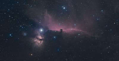 Barnard 33 Processed in PixInsight