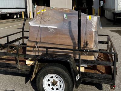 Nexdome shipment