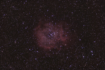 Rosette Nebula   February 2021