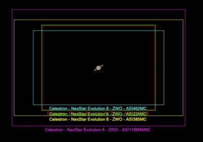 FOV Screenshot for ZWOs