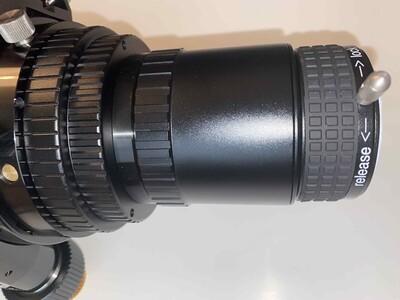M68 tube + Baader Clicklock