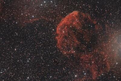 Jellyfish Nebula R Crockett 25pct
