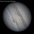 Jupiter 30/7/20, effect of multiscale AP size