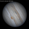 Jupiter 30/7/20, multi vs single scale AP