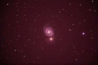 M51 300 seconds