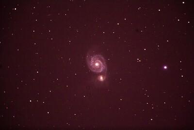 M51 180 seconds