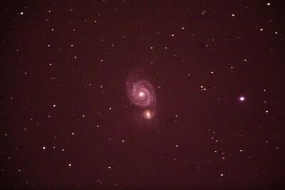 M51 120 seconds