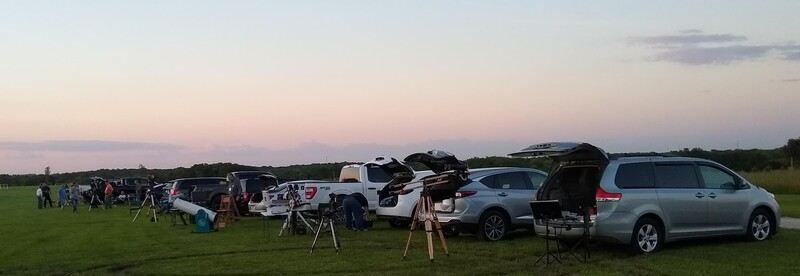 ASKC Club Star Party    4 June 2021