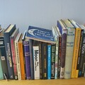 Overview of my astronomy books.