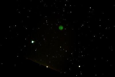 M97 - Owl nebulae - Stack 343frames 1585s