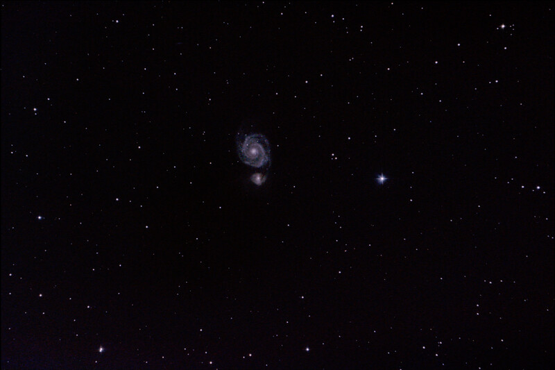 1st attempt at M51