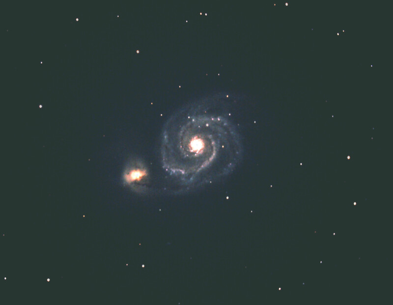 M51a And B April 19, 2021 4