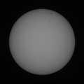 Solar Shot using Uvenus And Wedge Filters 5 26 2021