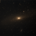 R M31 stacked
