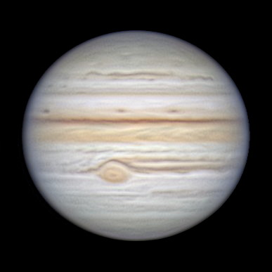 Jupiter Opposition 2021