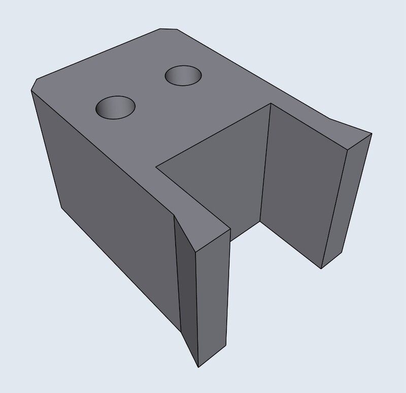 Redcat Riser with ASIAIR Dovetail