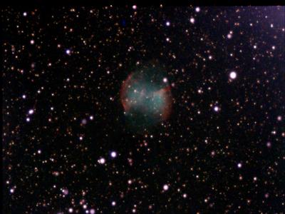 Dumbbell Nebula AT80ED