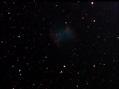 Dumbbell Nebula 6.4.21