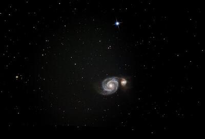 M51 ALL Stack 229frames 1832s V4