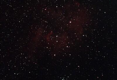 SH2-132, The lion nebula