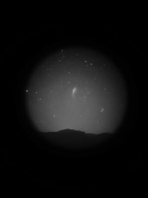 California Nebula at 1x
