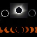 X6 Total Solar Eclipse Sequence   21 August 2017