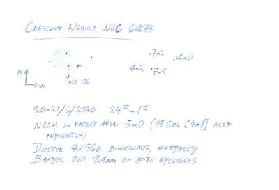 CrescentNebula BinocularSketch June2020