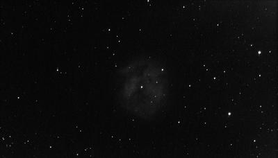 C19 Cocoon Nebula  Stack 31frames 248