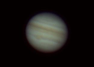 Jupiter 2021 08 02 01 58 37 (LX85, ASI224MC, IRCut, 20% Of 8234 frames)