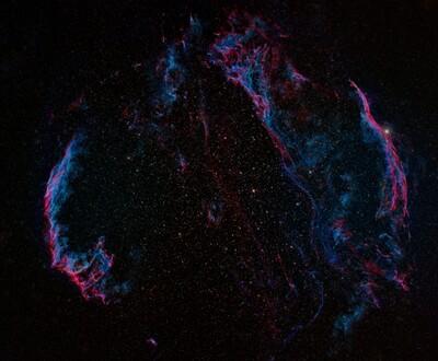 Veil Nebula effect