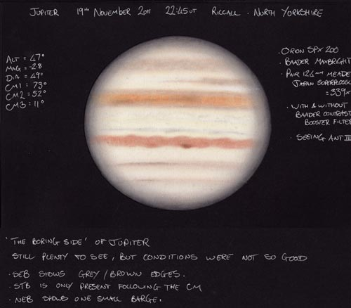 Jupiter 2011 11 19