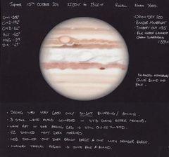 Jupiter 2011 10 15