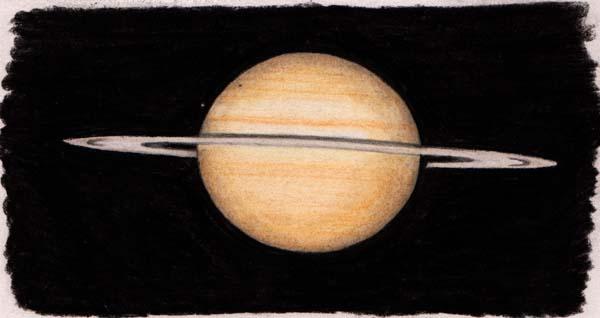 Saturn 2010 04 14 Rhea transit