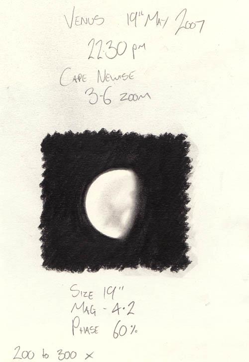 Venus 2007 05 19