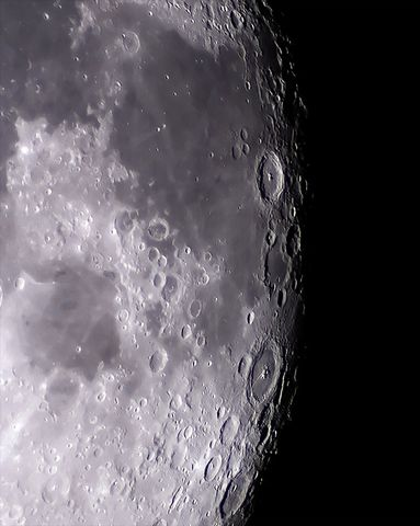 Moon Detail with AT72ED