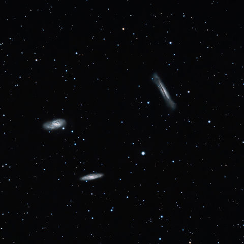 Leo Triplet with AT72ED