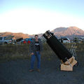 17.5 at Mt St Helens Star Party