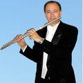 Flute Recital Pose