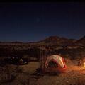 Terlingua, TX campsite