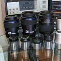 Eyepiece collection