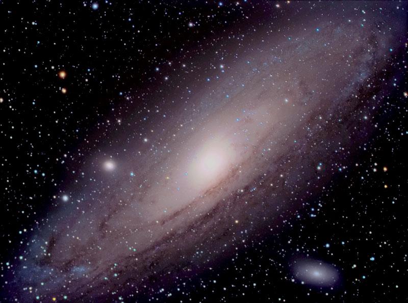 M31 - 18 Oct 07