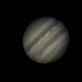 Jupiter and GRS - 24 Mar 2006
