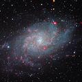 M33 - Ha view