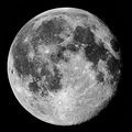 Full Moon - mosaic.