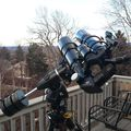 Stellarvue And Orion scope