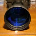 Litton 4X NV Lens in c-mount (108mm/f1.5)