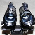 Collins I-cube Night Vision Binocular 2X (Front View)