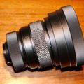 3X night vision lens in c-mount (75mm/f1.3)